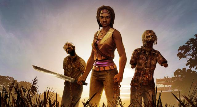 The Walking Dead: Michonne - A Telltale Miniseries - Extended Preview