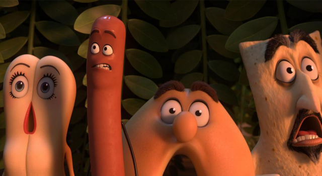SAUSAGE PARTY - Official Restricted Trailer