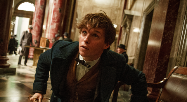 Fantastic Beasts and Where to Find Them - Teaser Trailer