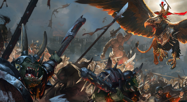 What is Total War: WARHAMMER