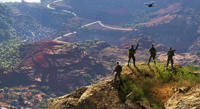 Tom Clancy's Ghost Recon Wildlands trailer -